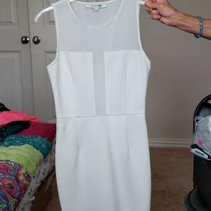 Forever 21 Off White dress